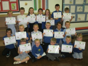 Award Winners - July 2016