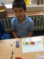 Zac partitioning 3 digit numbers.